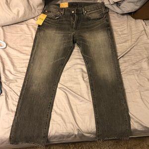 Polo Varick Slim Straight Jeans